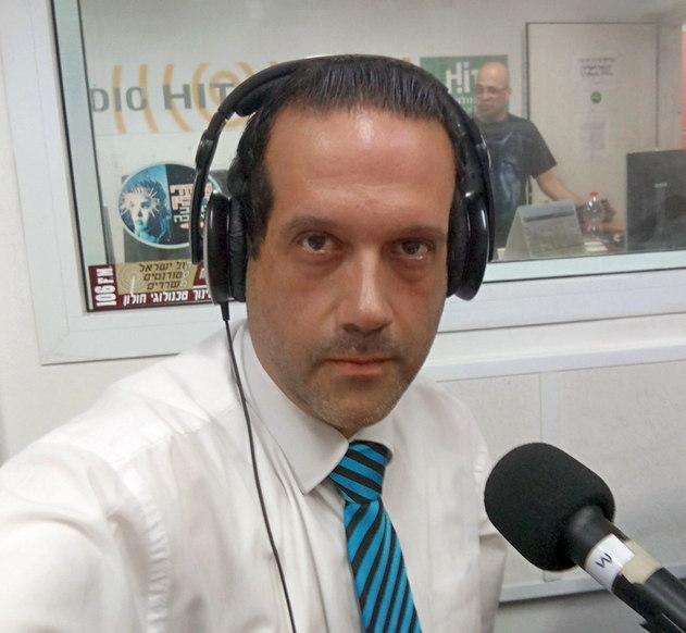שחר אלוני ברדיו 106 FM